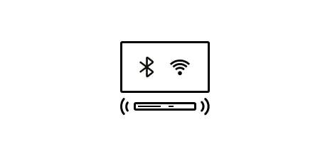 Wireless TV Connection icon