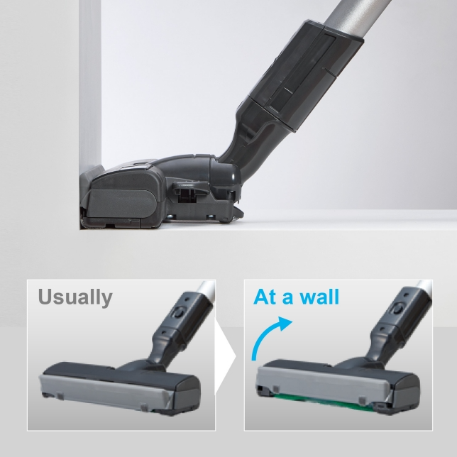 Easily Cleans Wall Edges and Corners