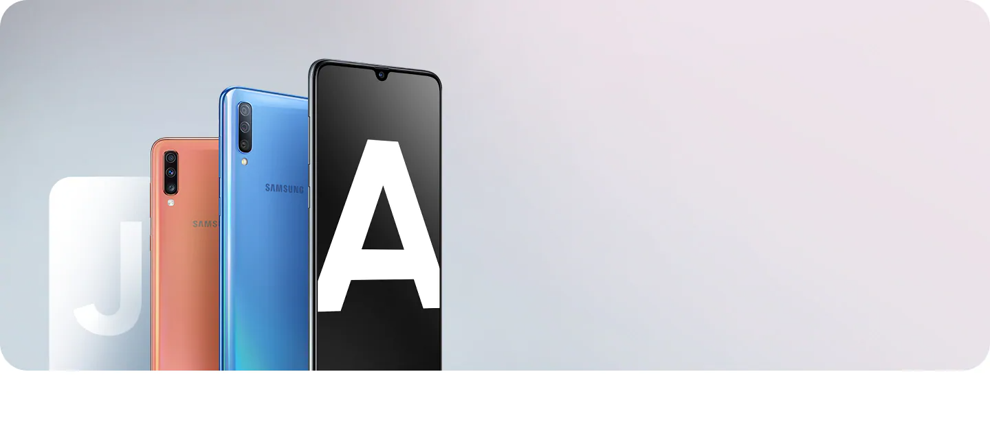 Upgrade your Galaxy Jnow with our newGalaxy A smartphones