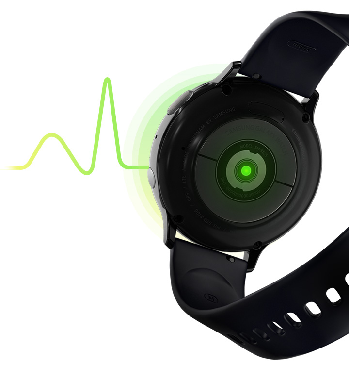 Description: Heart rate tracking for peace of mind
