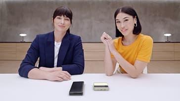 Description: Galaxy Z Fold3   Z Flip3 5G: Introduction Film   Samsung