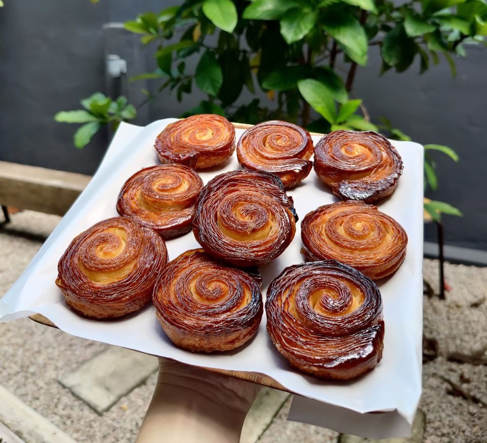 Bengbeng Sourdough | Buy Sourdough Bread Online in Malaysia | Fast Interstate Delivery | Kouign Amann