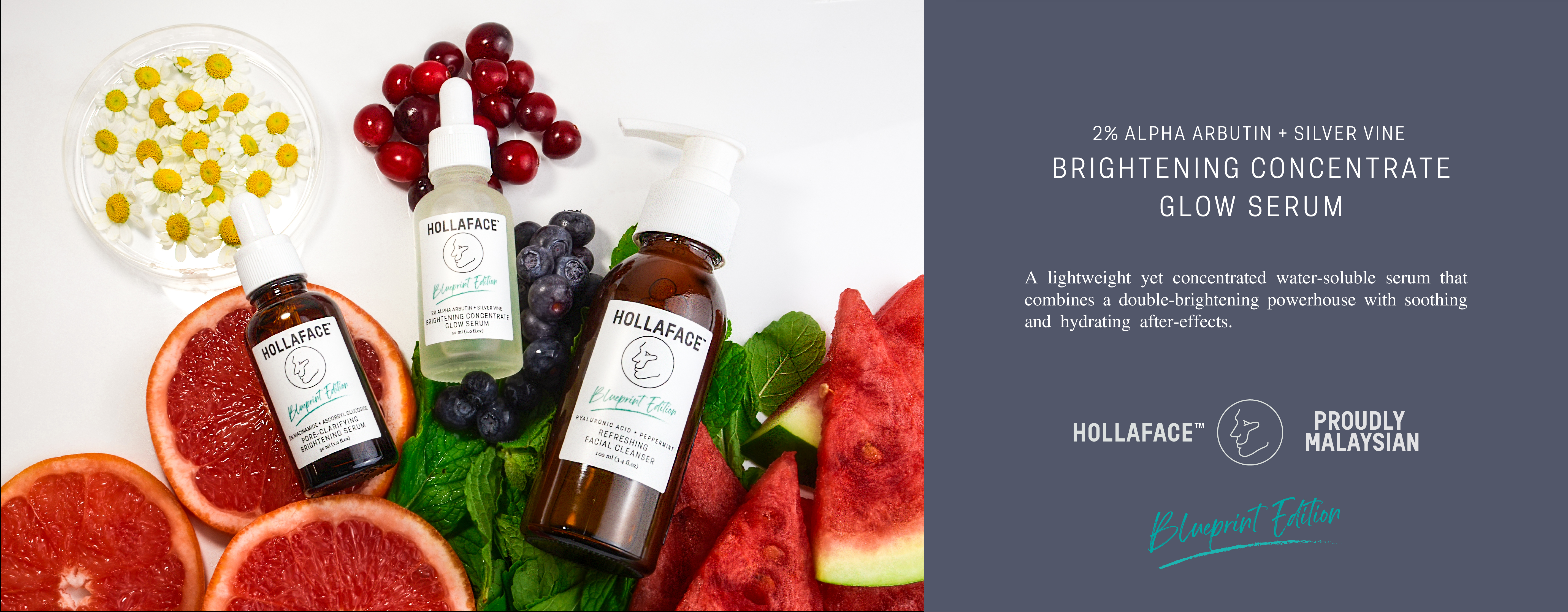 Hollaface | Sustainable Skincare for All |