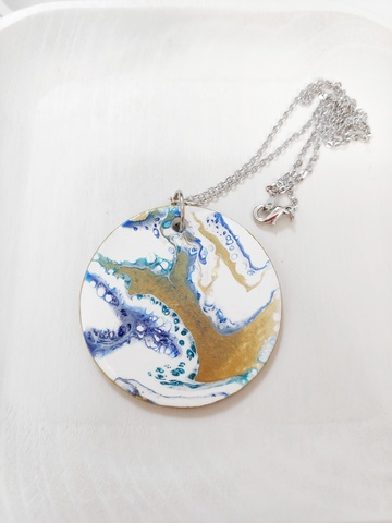Clay Pendant Blue Gold.jpeg