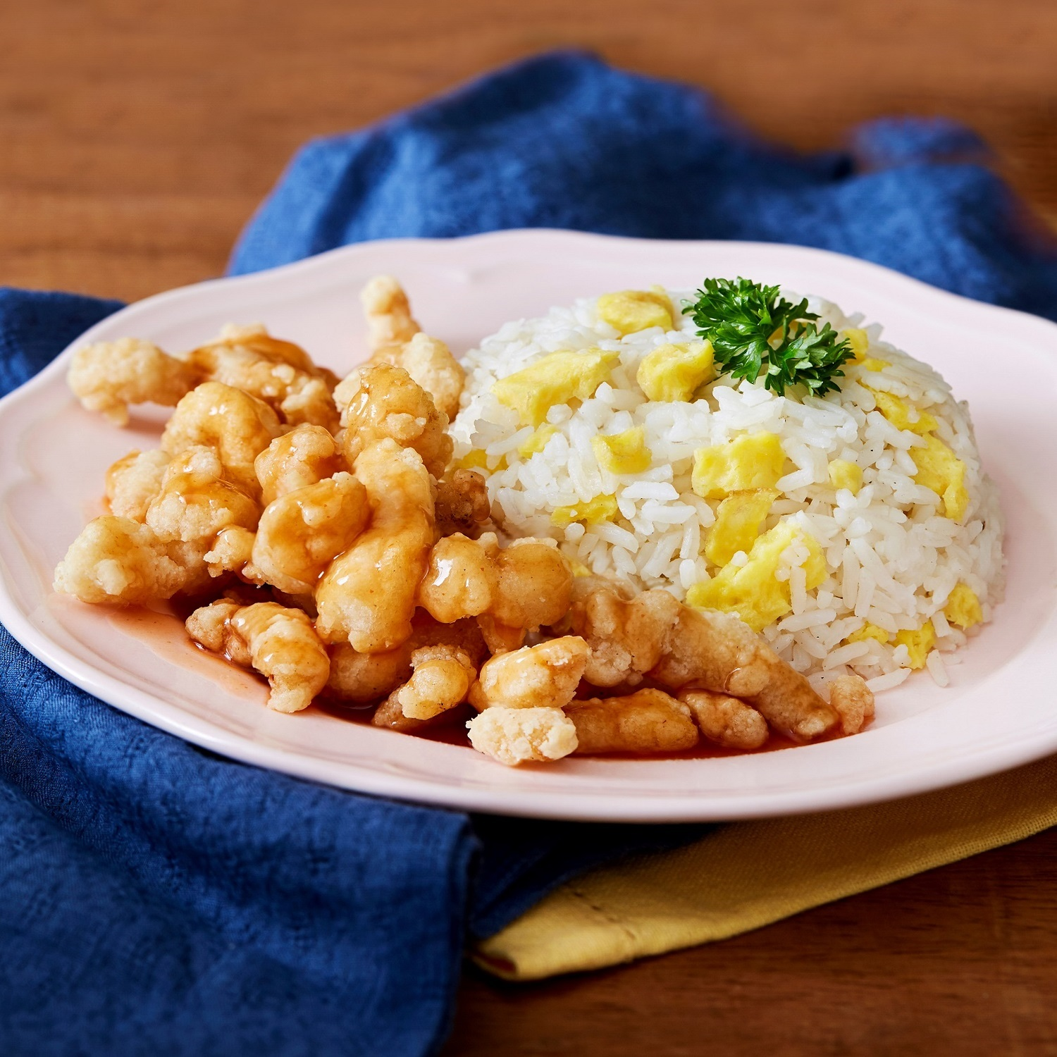 Sweet _ Sour Fish with Egg Rice.jpg