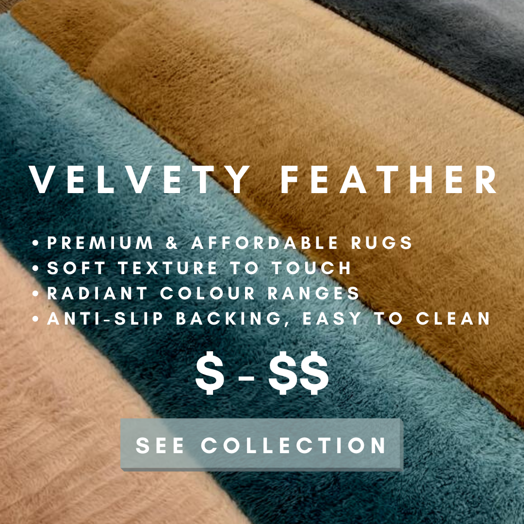 Velvety Synthetic Feather