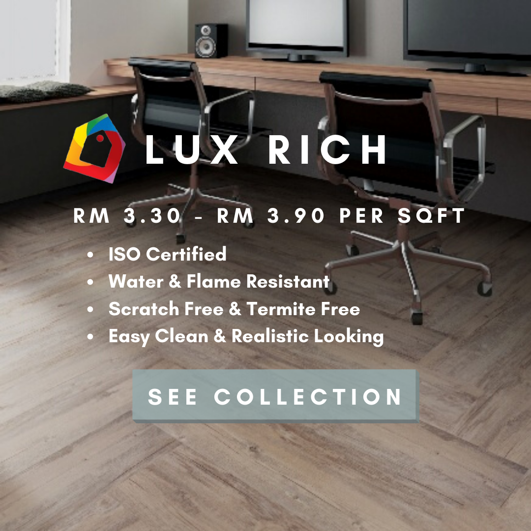 LUX LVT PLUS