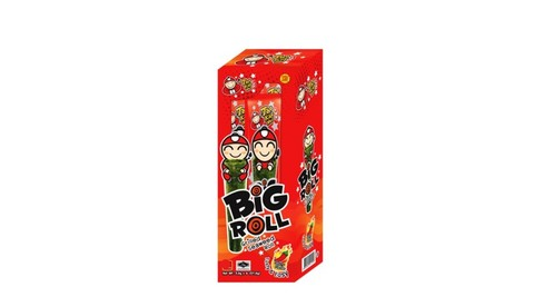 Tao Kei Noi Big Roll Spicy Flavor - 3.6g x 12pcs.jpg