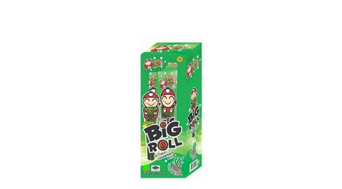 Tao Kei Noi Big Roll Grilled Seaweed - 3.6g x 12pcs.jpg