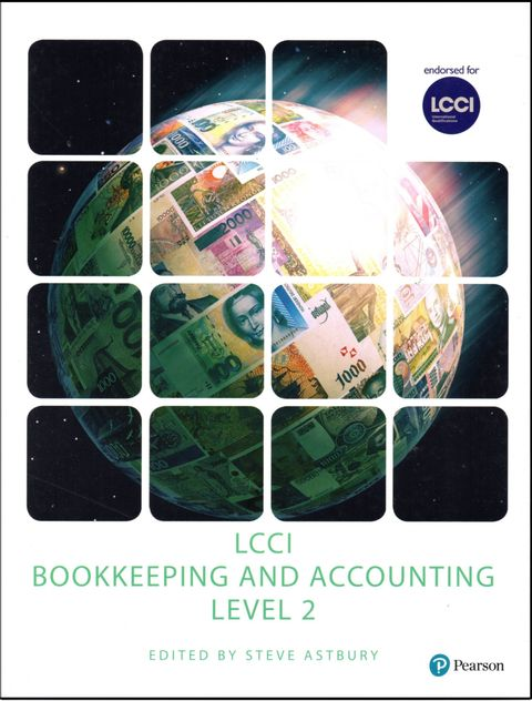LCCI BOOKKEEPING AND ACCOUNTING LEVEL 2 9781784476649.jpg