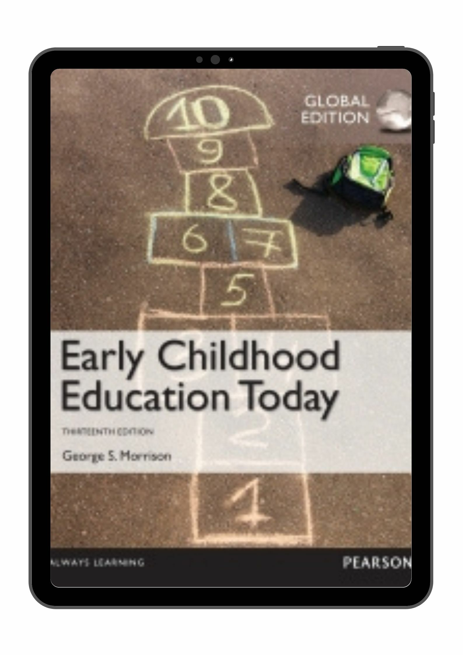 (EBook) Early Childhood Education Today 13E by George Morrison 9781292066349