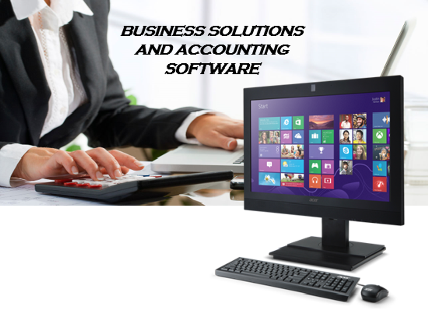 Business solution and Accounting software
