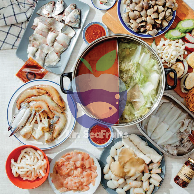 Mr. SeaFruits | Category - STEAMBOAT CORNER