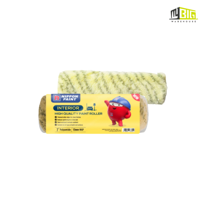 NIPPON PAINT ROLLER REFILL INTERIOR 7 (13mm).png