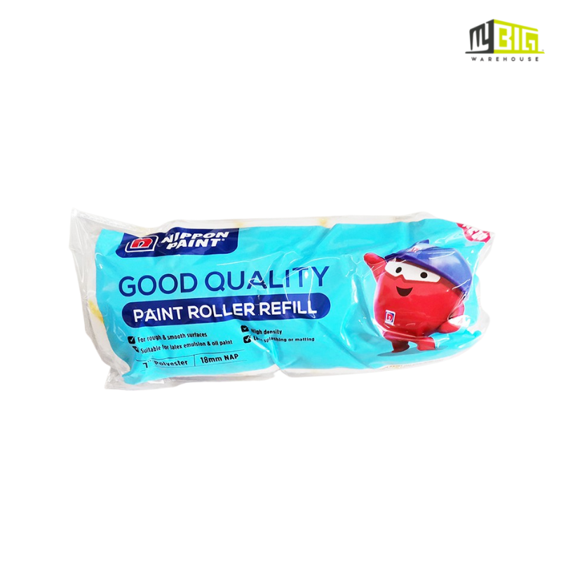 NIPPON PAINT ROLLER REFILL POLYESTER 7 (18mm).png