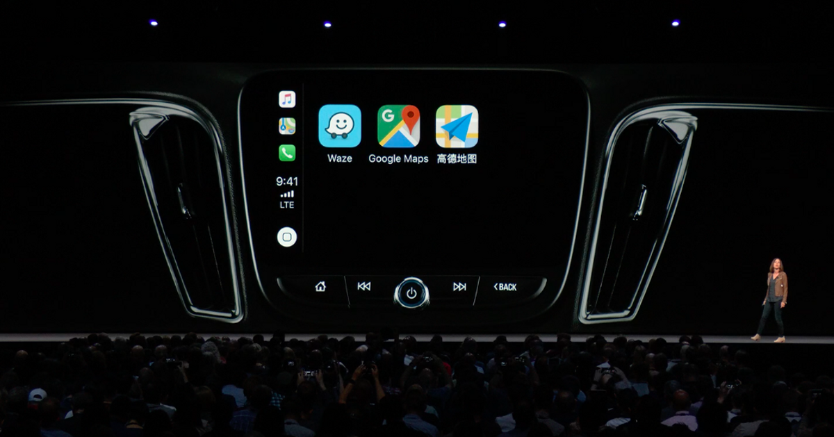 Apple's CarPlay now supports our favourite apps Waze, Google Maps in iOS 12