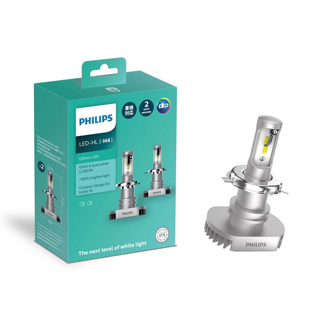 Ultinon LED - H4 Headlamp | Philips