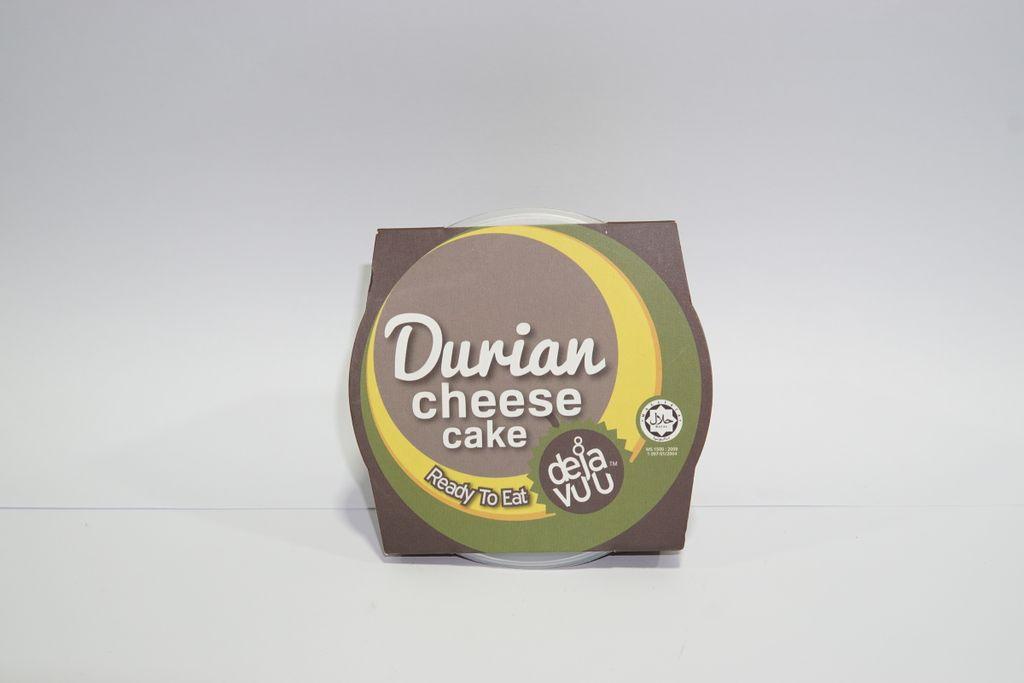 DURIAN CHEESE CAKE 01.JPG