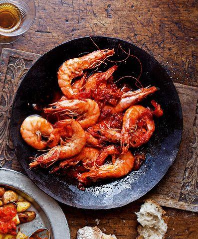 King prawns with garlic and chilli (gambas al ajillo) recipe | delicious_ magazine.jpg