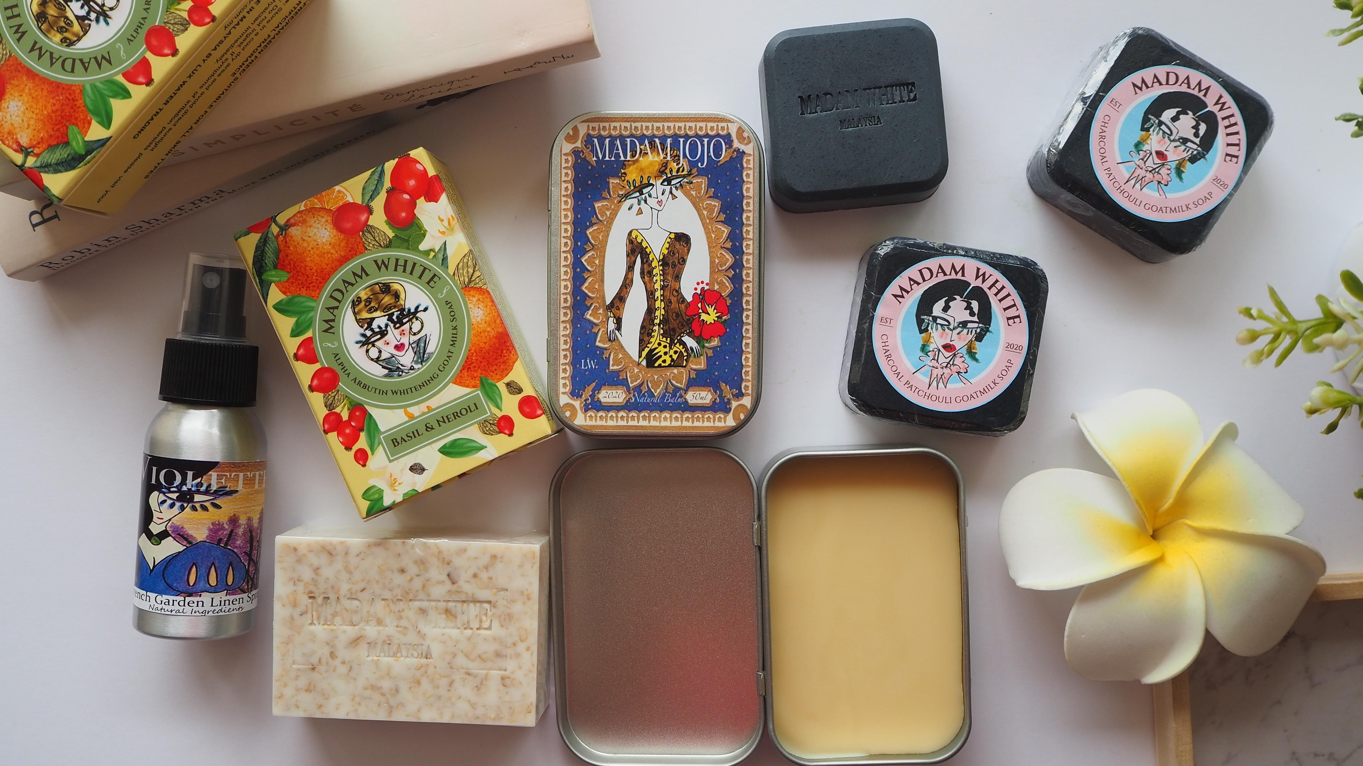 Madam White | Artisanal Skin Care Products