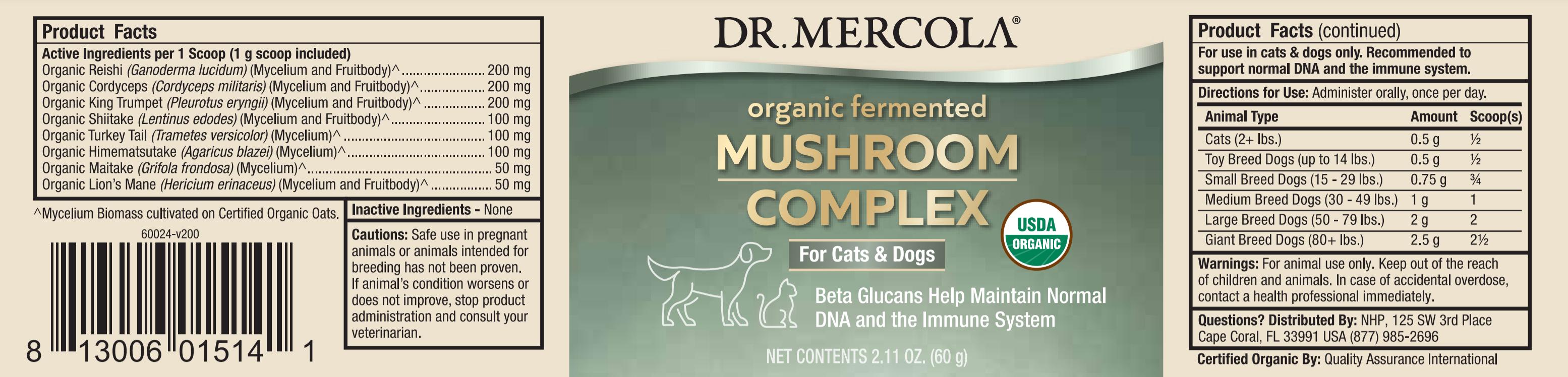 Dr Karen Becker Organic Fermented Mushroom Complex 02.png