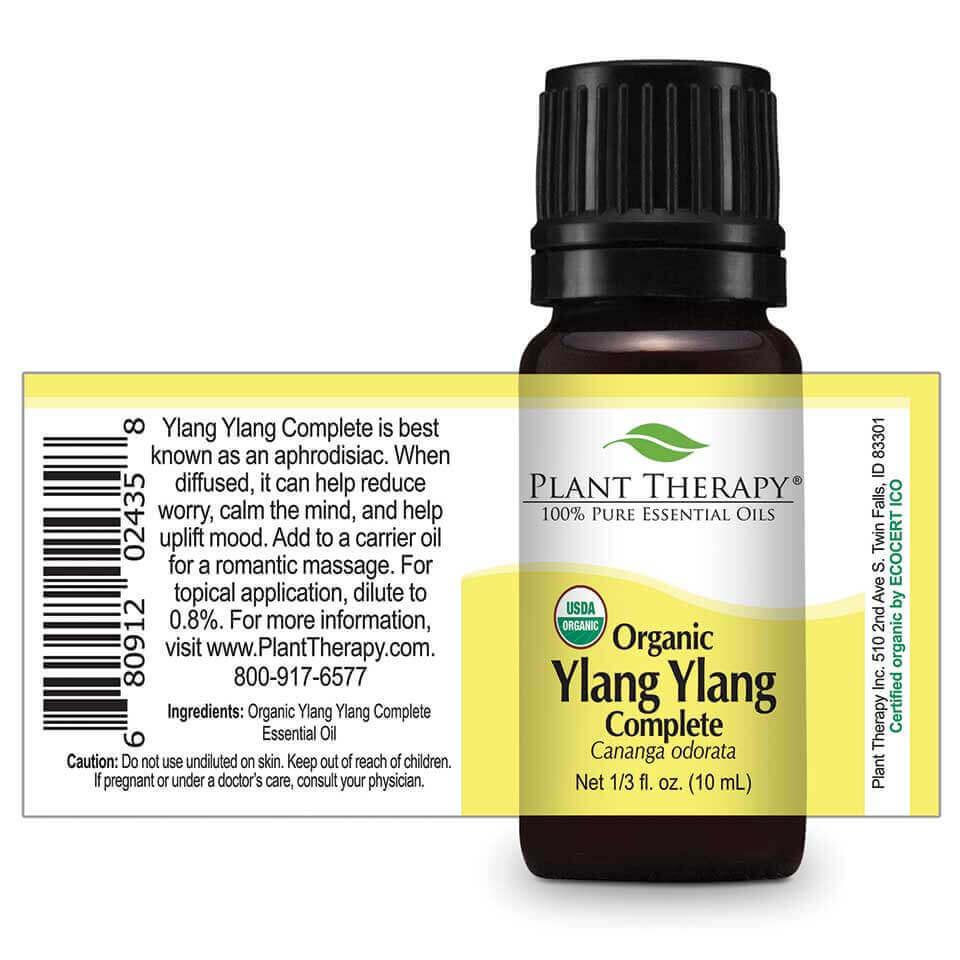 Plant Therapy - Ylang Ylang Complete Organic (10ml) 02.jpg