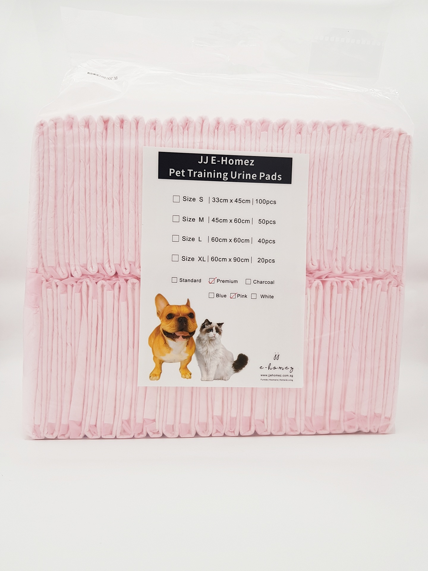 JJEHomez Pet Training Urine Pads Premium 01.jpg