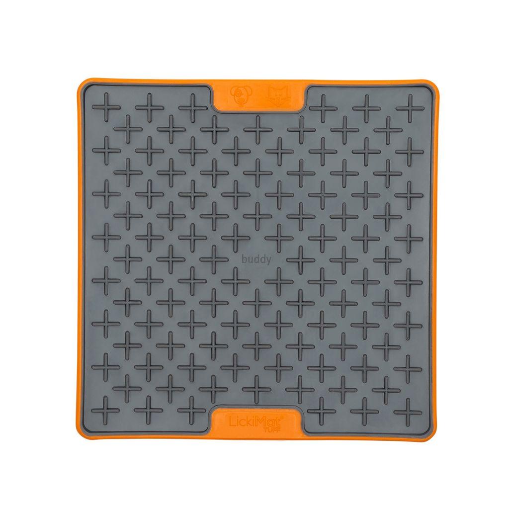 LickiMat Tuff Buddy Orange 01.jpg