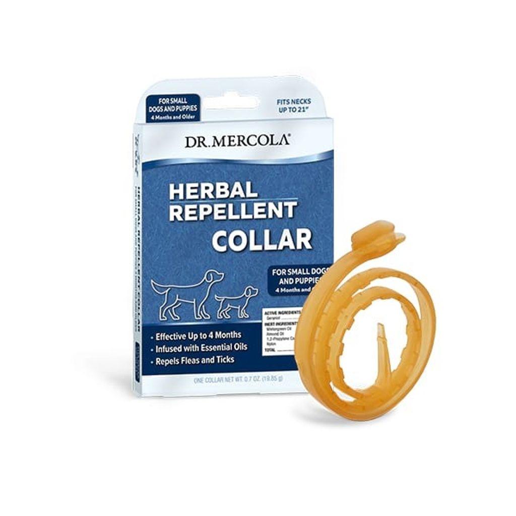 Dr Karen Becker Herbal Repellent Collar - Small Dogs 01.jpg