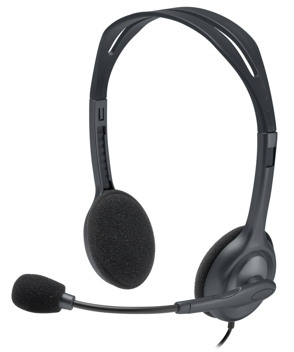 Most affordable Headset for Home based Learning and Work from Home - Logitech H111