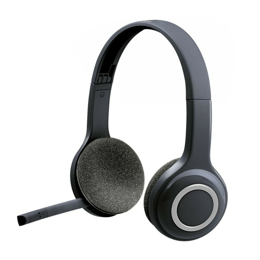 Logitech COMPUTER HEADSET With High-Definition sound and on-ear controls