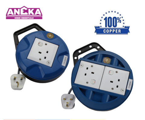 LWD Extension Cable Reel 100% Copper Wire Cable Box.png