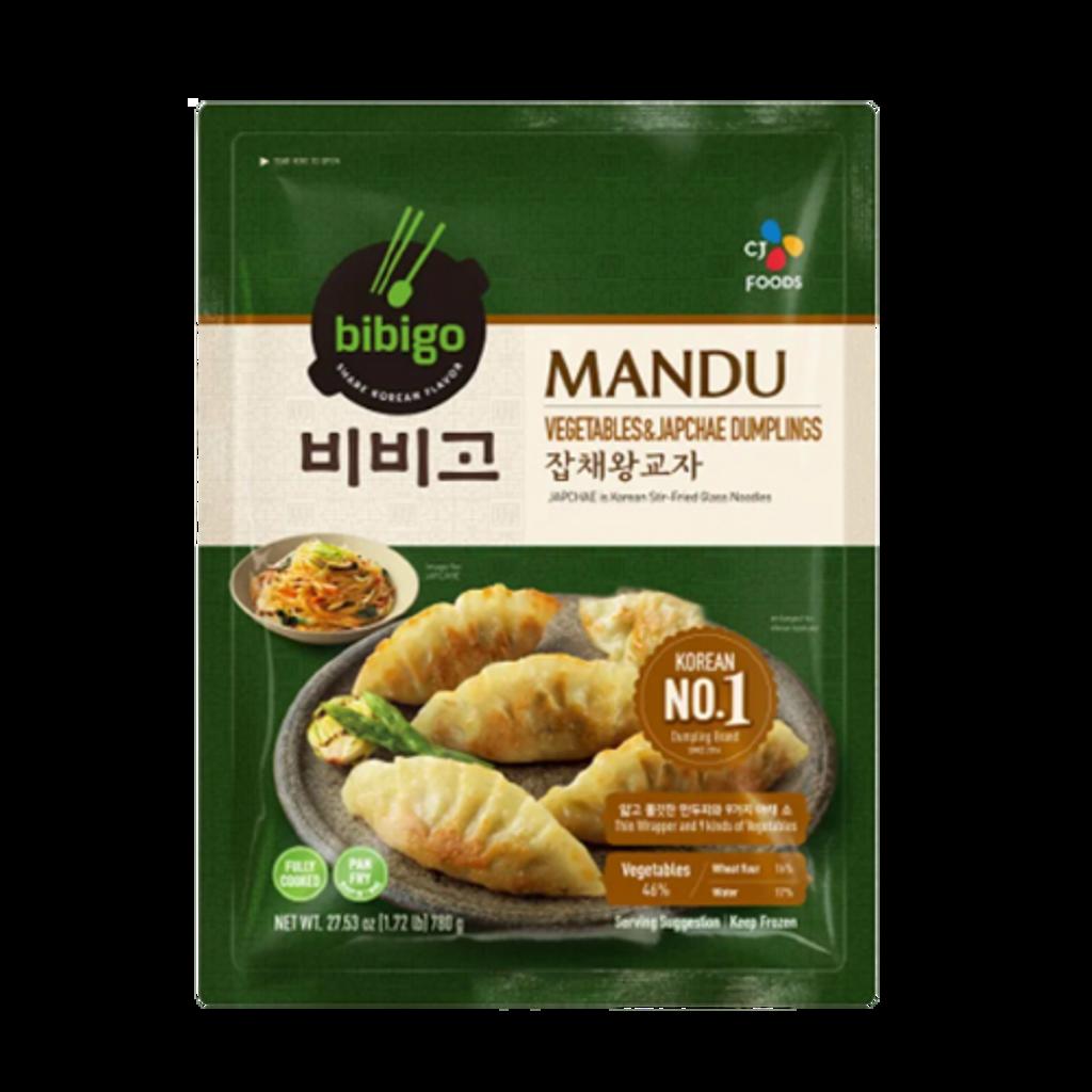 CJ Bibigo Gyoza Dumpling Vegetable & Japchae 1.png