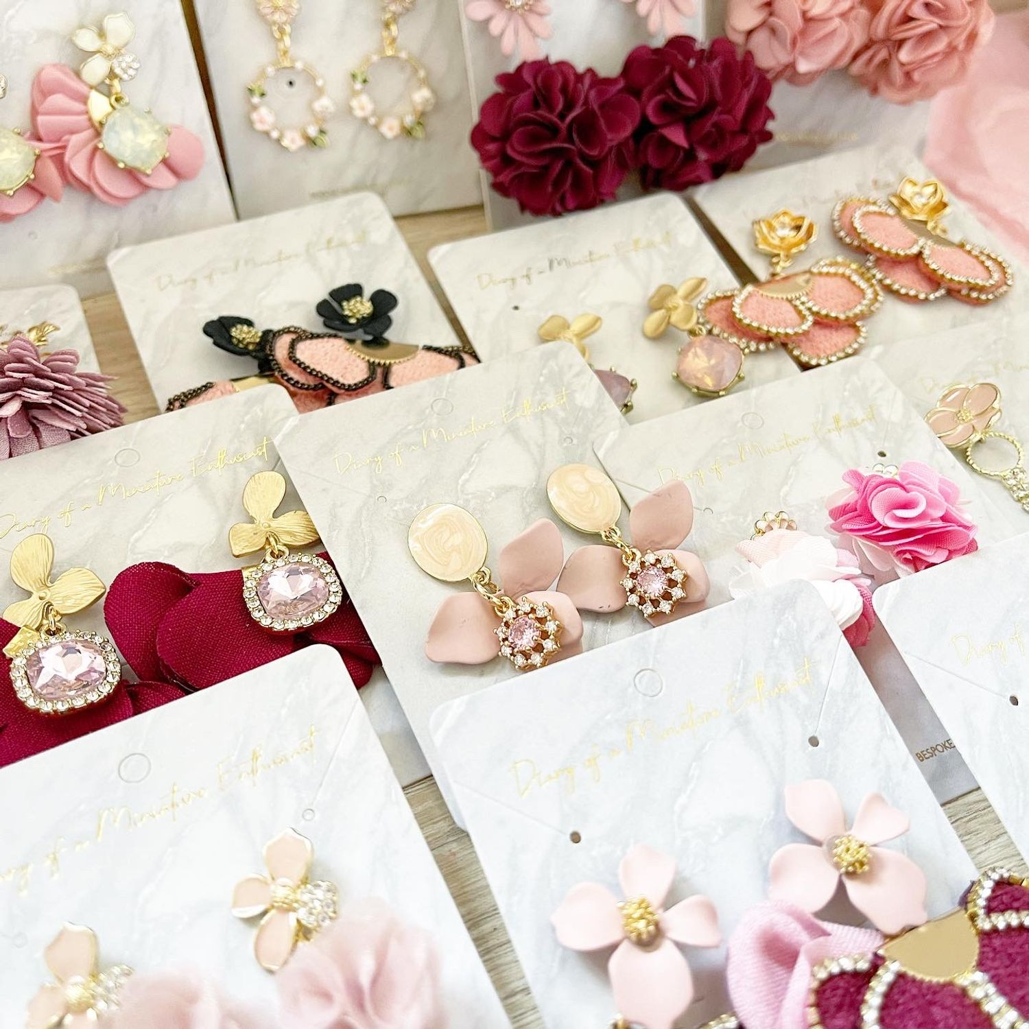 Diary of a Miniature Enthusiast | Peony Whispers Signature Series