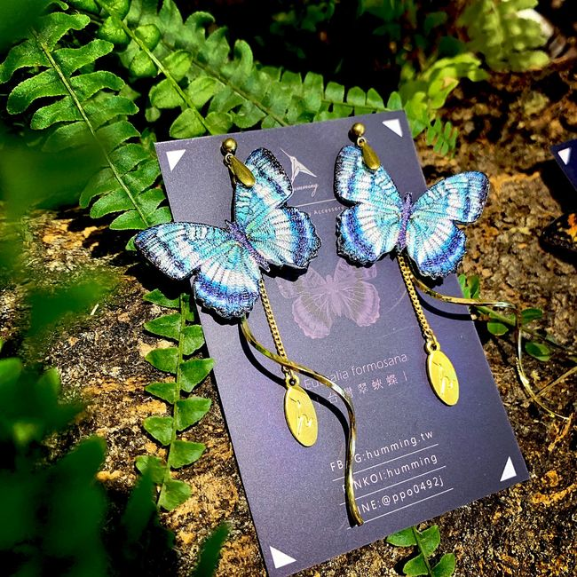 Humming |  - BUTTERFLY