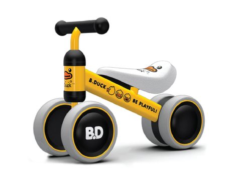 26 CHILDREN'S BDUCK SCOOTER  - YELLOW.png