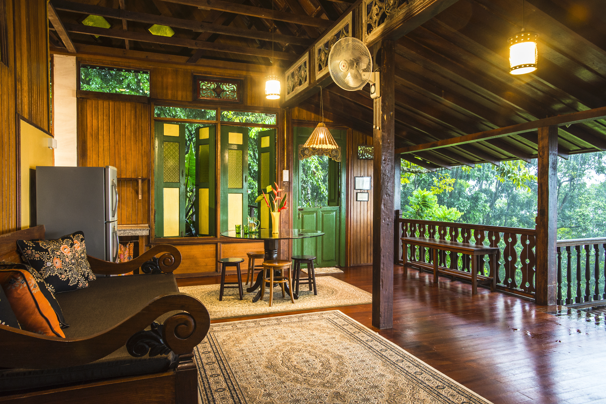 The Dusun Online Store | A HOME, IN THE JUNGLE