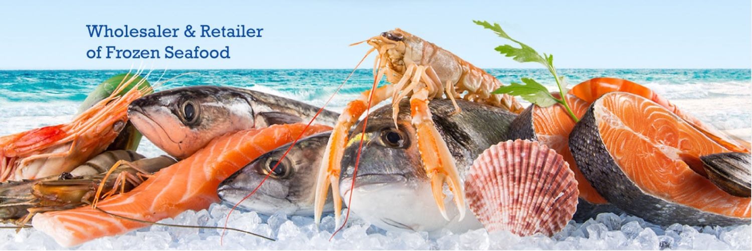 CH Seah Fishery Store | Wide Range Of Frozen Seafood