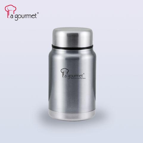 Sakura Plus Thermal Cooker Pot (Gun Metal) with pouch 2.jpg