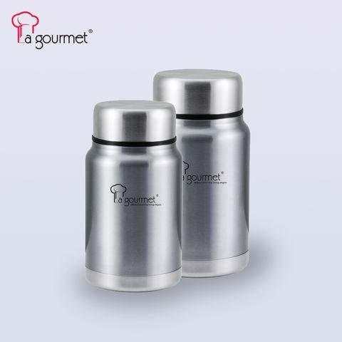Sakura Plus Thermal Cooker Pot (Gun Metal) with pouch 1.jpg