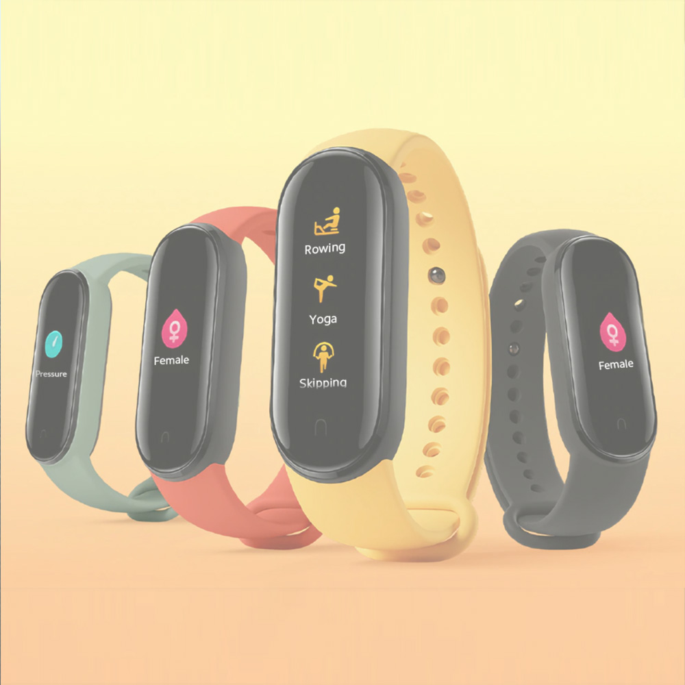 Dasher |  - Mi Band 5 - Ready Stock