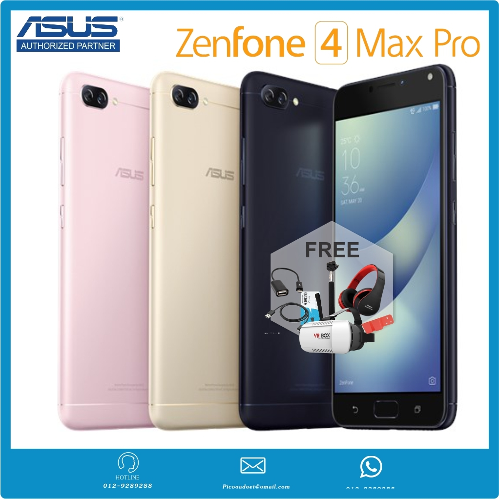 asus zenfone 4 max pro zc554kl 3gb 32gb rom 5 5 inch 5000 mah battery official asus malaysia. Black Bedroom Furniture Sets. Home Design Ideas