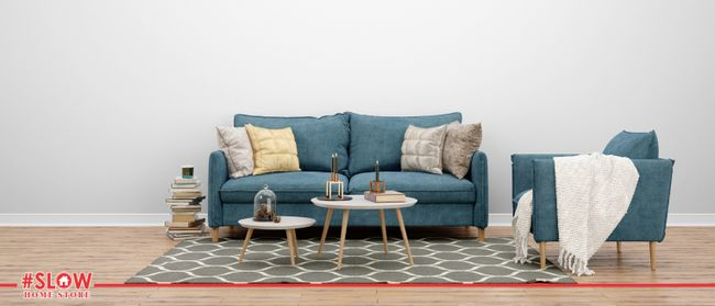 SLOW HOME STORE | SHOP BY ROOM - Living Room