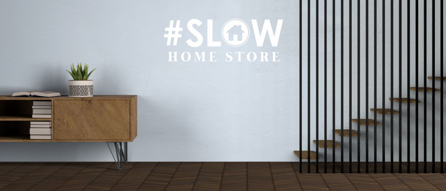 SLOW HOME STORE - Slow TV and Hall Cabinet