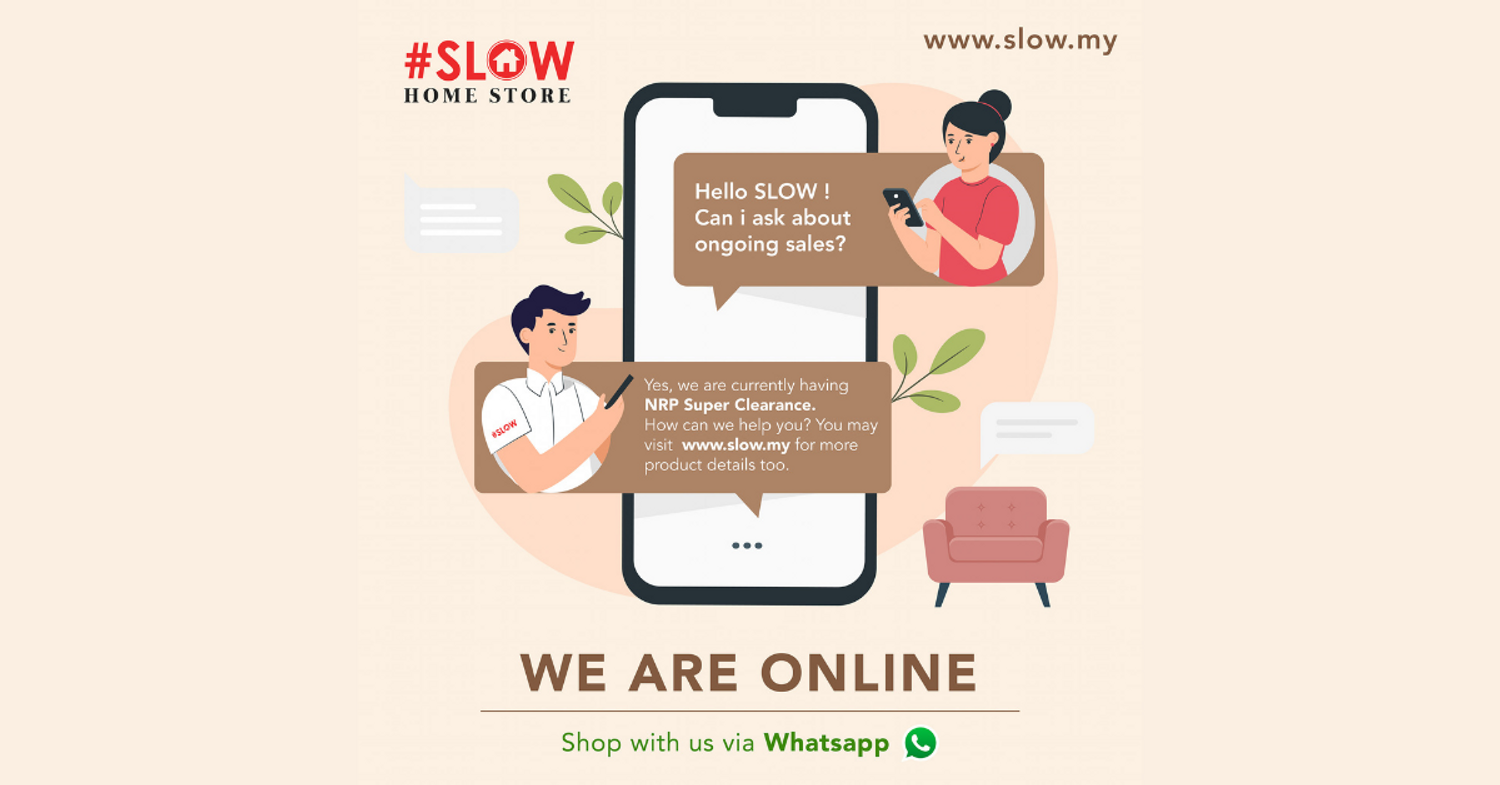 SLOW HOME STORE | Slow Hotline