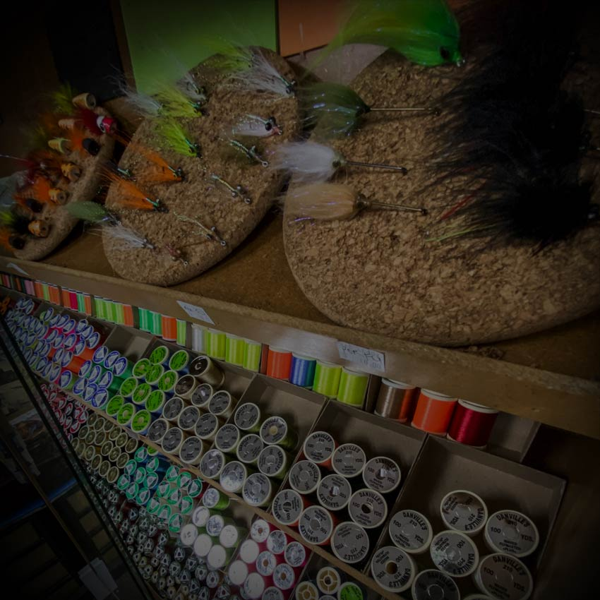 Tacklebox Adventures |  - FLY TYING