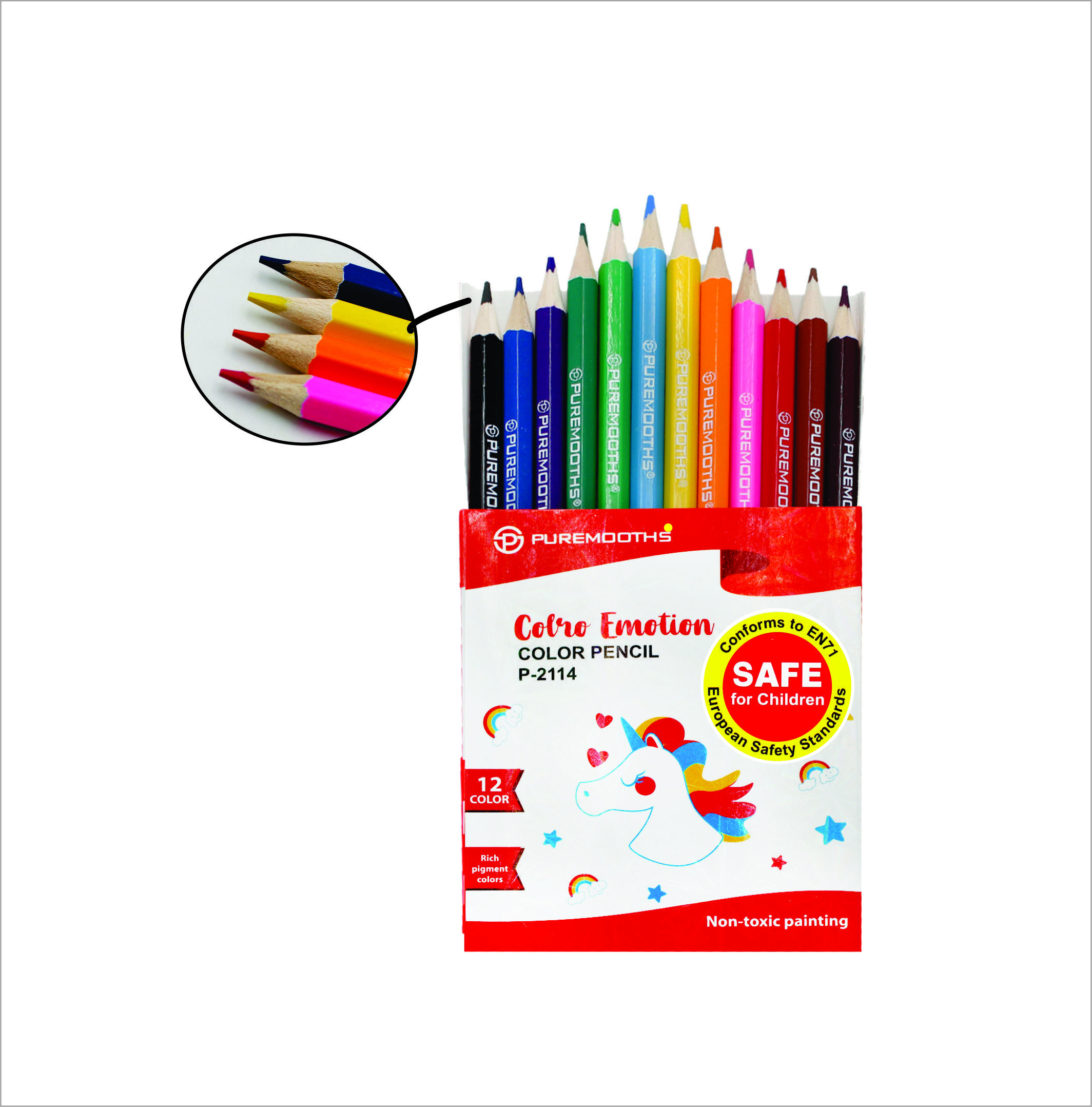 puremooths color pencil p2114 short 12pcs.jpg