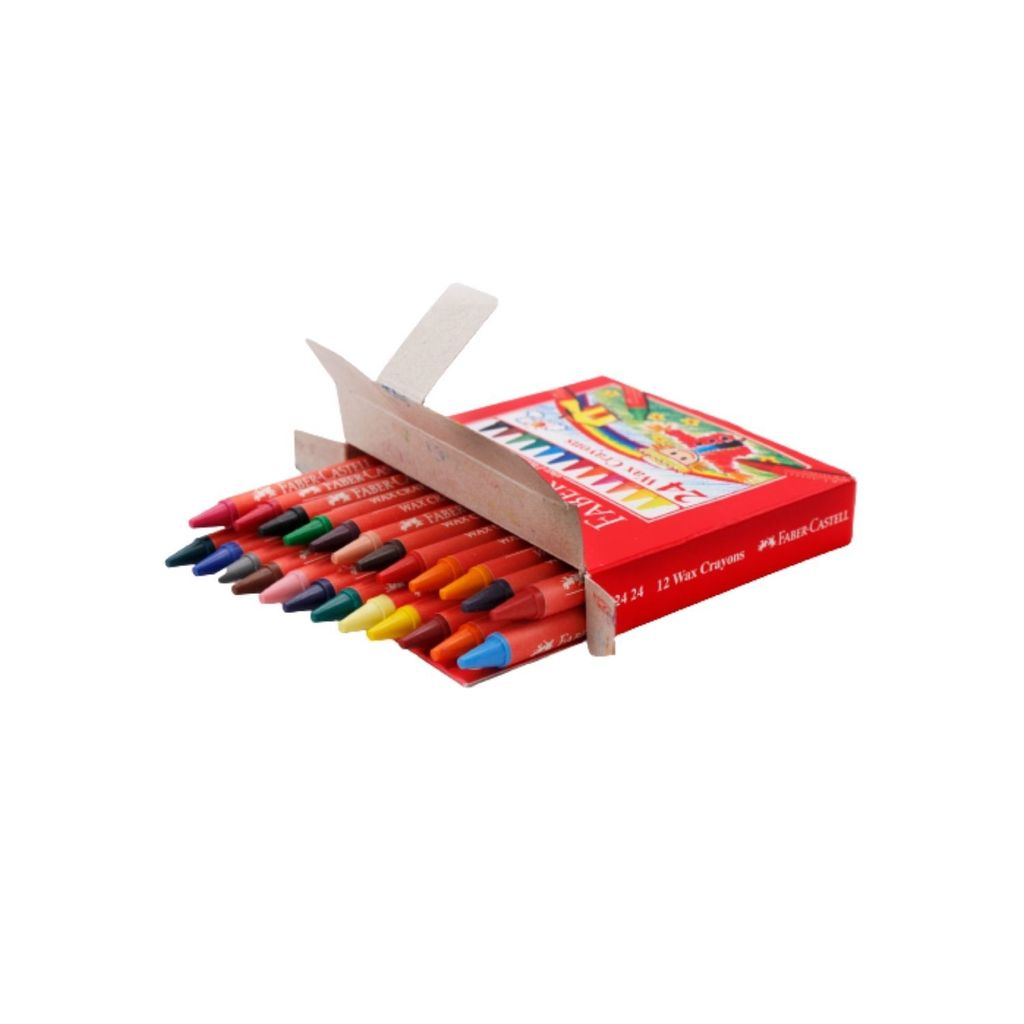 Faber-Castell Wax Crayon 24colors trans.jpg