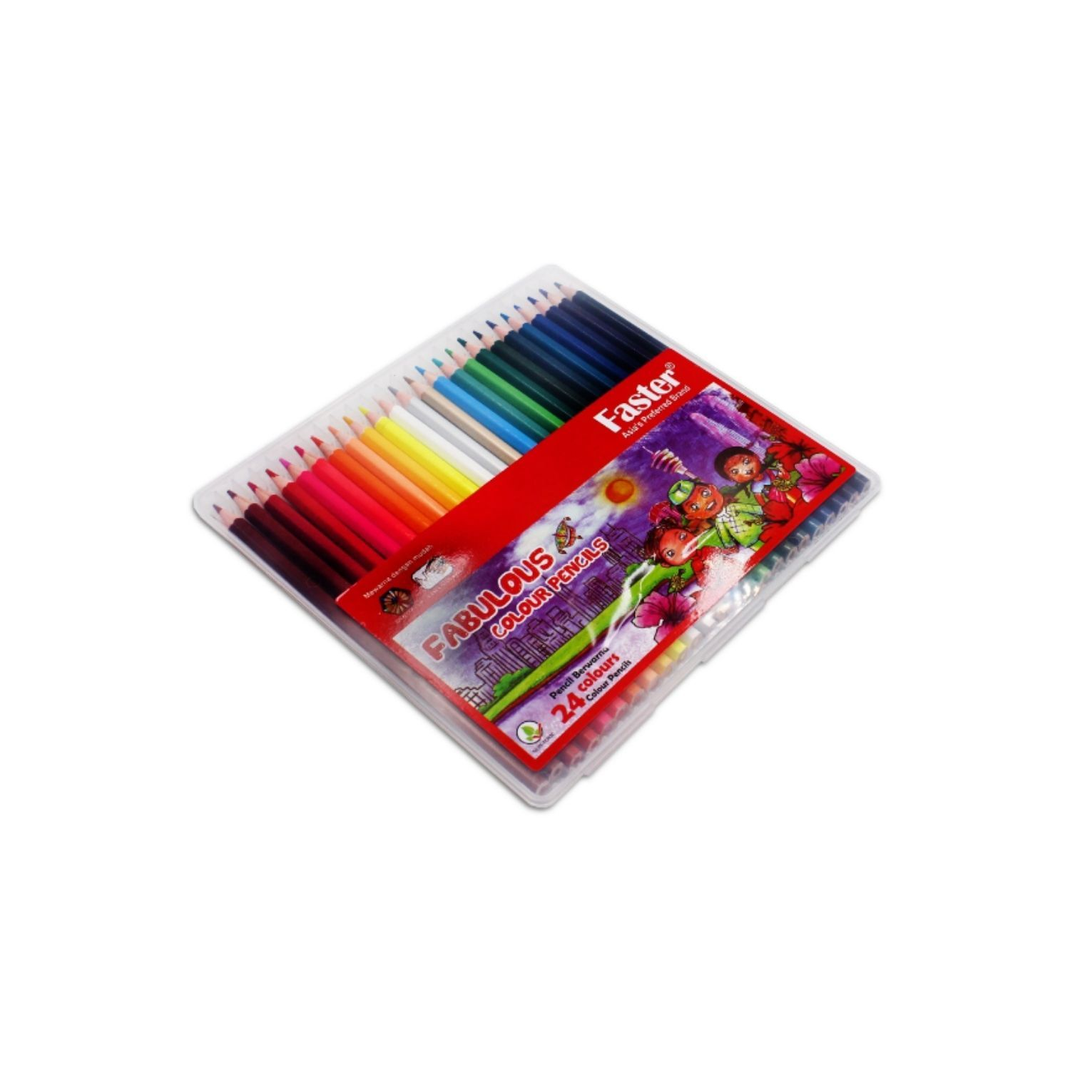 Faster Fabulous Color Pencils 24colours CP-F-724,,,,,.jpg