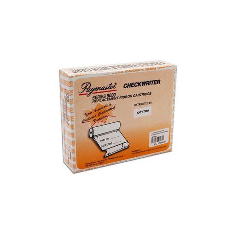Paymaster Checkwriter Replacement Ribbon Cartridge Series 9000,,.jpg